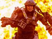 First trailer of Edge of Tomorrow shows Tom Cruise in a smashing, dashing avatar