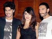 Ranveer, Arjun, Priyanka to promote Gunday in DIFF
