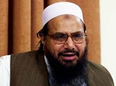 Hafiz Saeed opposes proposed construction of wall along LoC