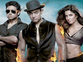 Movie review: Watch Dhoom 3 for Aamir Khan