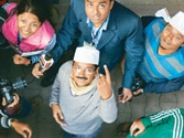 AAP is the show-stopper but BJP scrapes through in Delhi