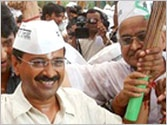 AAP now a recognised party, broom to be reserved symbol