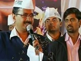 Will not go onstage at Relgaon Siddhi: Kejriwal