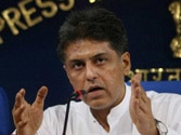 We shouldn't have backed AAP at all, says Manish Tewari