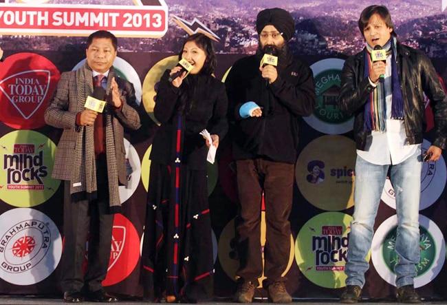 Mind Rocks Youth Summit 2013 Shillong
