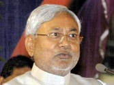 JD(U) inducts musclemen into party fold, Nitish claims ignorance