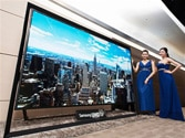 Samsung launches 110-inch ultra-HD TV for $150,000
