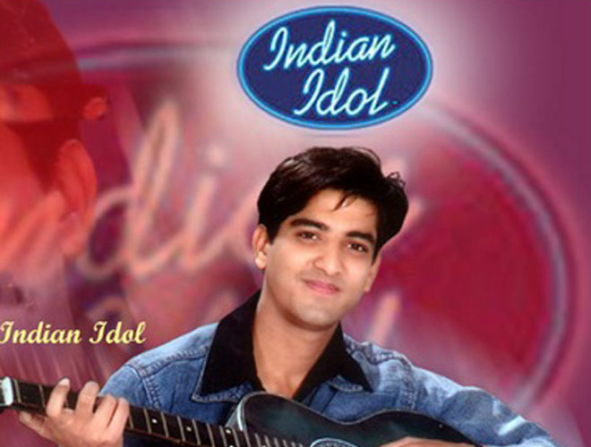 Indian Idol 2 winner Sandeep Acharya
