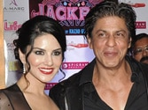 Shah Rukh Khan keen to work with Sunny Leone