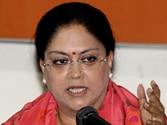 In Rajasthan, 162 seats for Vasundhara Raj(e)