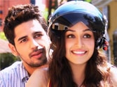 First look: Shraddha Kapoor takes bike riding lessons from Siddharth in The Villain