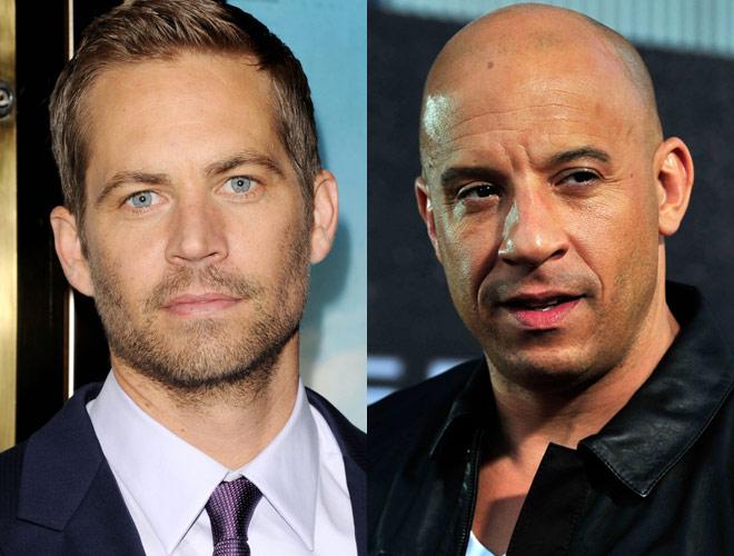 Vin Diesel pays emotional tribute to Paul Walker - Movies News