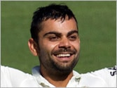 Virat Kohli: The angry young man emulates Sachin Tendulkar at no 4