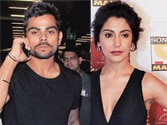 Virat Kohli rings in New Year with Anushka Sharma