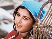 Poonam Dhillon, Bollywood beauty to telly housewife