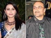 Rani Mukerji and Aditya Chopra to tie knot on Valentine's Day?