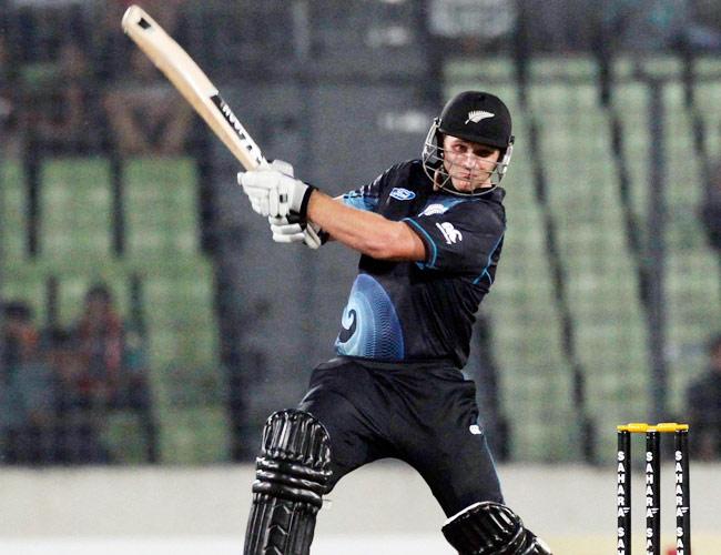 New Zealand's Corey Anderson