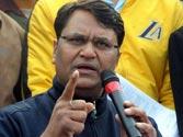 Vinod Binny back to business, calls AAP dharna 'flop show'