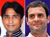 On day of Amethi rally, Kumar Vishwas ups the rhetoric