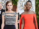 Golden Globe fashion police verdict: Individuality rocks the red carpet