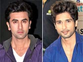 Ranbir Kapoor, Shahid Kapoor to lock horns at the box office