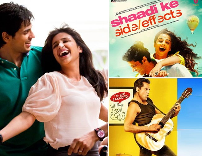 Bollywood films continue to ride on romance but on a lighter
