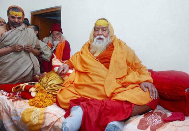 Swaroopanand Saraswati
