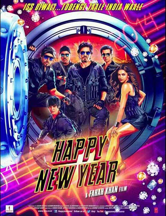 Happy New Year Film India 42