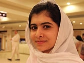 Malala thanks UAE leader for standing by her