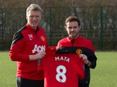 Juan Mata's World Cup hopes revived by Man Utd move