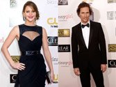 Jennifer, Matthew to host SAG Awards 2014