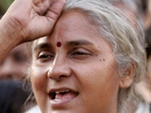 Medha Patkar decides to back Aam Aadmi Party