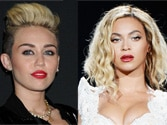 Miley denies dissing Beyonce, Katie Holmes' hot bikini bod, and more