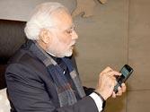 Narendra Modi launches mobile app for India272+