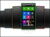 Nokia Normandy's latest leaked image shows multiple colours