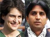 Kumar Vishwas calls Priyanka Gandhi his 'sister', appeals for her support