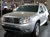 Auto Expo 2012: Renault moves on from Mahindra with its Duster