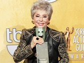 Rita Moreno honored for lifetime achievement at SAG Awards 2014
