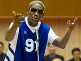 Dennis Rodman apologises for comments on jailed American