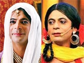 Sunil Grover's new comedy show titled Mad in India