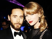 What's cooking: Taylor Swift gets cosy with Jared Leto at Golden Globes after-party