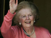 Margaret Thatcher visited hairdresser 118 times in year 1984