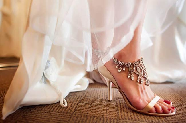 7f226eec1f0b Get the perfect wedding shoe for your D-Day - Lifestyle News