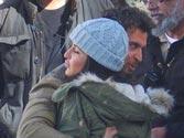 Spotted: Hrithik Roshan and Katrina Kaif shoot for Bang Bang in Shimla