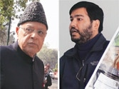Aam Aadmi Party fields RTI activist Raja Muzaffar Bhat against Farooq Abdullah