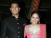 Ahana Deol's wedding a starry affair