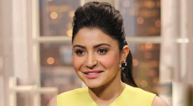 Anushka Sharma Left Feeling Naked On Koffee With Karan