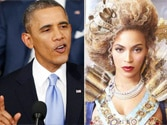 When Barack met Beyonce: No affair, it's all a joke, says Frenchman