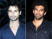 Much Ado About Nothing? Shahid, Aditya Roy get same names and hairdos