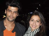 Gauhar happy to be with Kushal in Khatron ke Khiladi